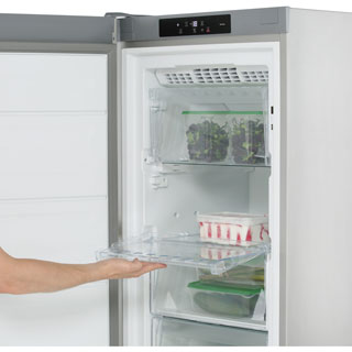 Hotpoint UH8F1CW.1 Upright Freezer - White - UH8F1CW.1_WH - 5