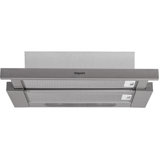 Hotpoint HSFX.1/1 Built In Integrated Cooker Hood - Stainless Steel - HSFX.1/1_SS - 1