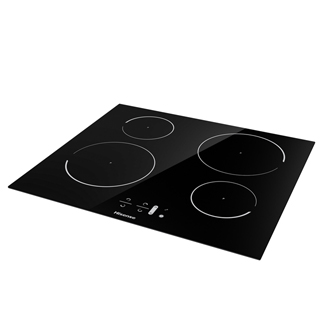 Hisense I6421C Built In Induction Hob - Black - I6421C_BK - 2
