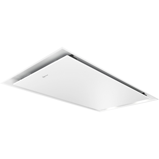 NEFF N50 I95CAQ6W0B Built In Integrated Cooker Hood - White Glass - I95CAQ6W0B_WH - 1
