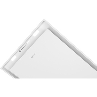 NEFF N50 I95CAQ6W0B Built In Integrated Cooker Hood - White Glass - I95CAQ6W0B_WH - 3