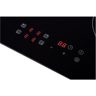 Belling IHT602 Built In Induction Hob - Black - IHT602_BK - 3