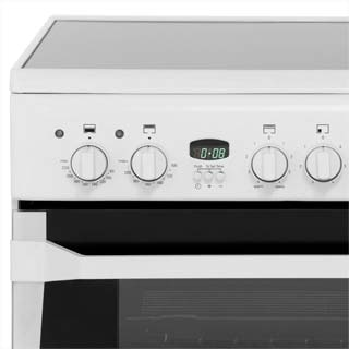 Indesit Advance ID60C2XS Electric Cooker - Stainless Steel - ID60C2XS_SS - 4