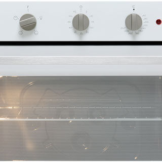 Indesit Aria IFW6230WH Built In Electric Single Oven - White - IFW6230WH_WH - 5