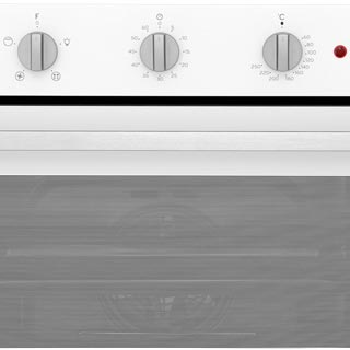Indesit Aria IFW6330WH Built In Electric Single Oven - White - IFW6330WH_WH - 5