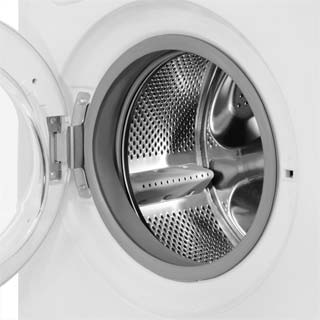 Indesit Eco Time IWDD7143 Washer Dryer - White - IWDD7143_WH - 5