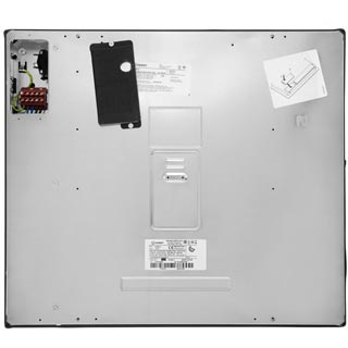 Indesit RI860C Built In Ceramic Hob - Black - RI860C_BK - 5