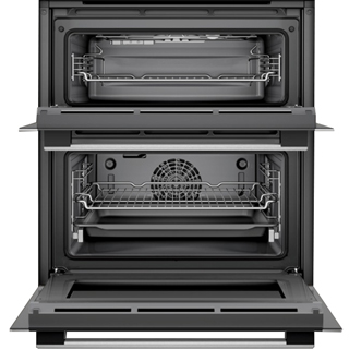 NEFF N50 J1ACE4HN0B Built Under Electric Double Oven - Stainless Steel - J1ACE4HN0B_SS - 4