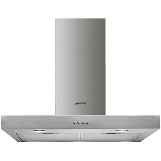 Smeg Cucina KATE600EX Built In Chimney Cooker Hood - Stainless Steel - KATE600EX_SS - 1