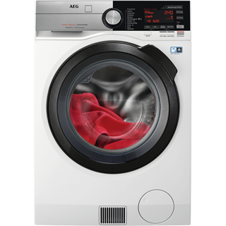 AEG SensiDry Technology L9WEC169R 10Kg / 6Kg Washer Dryer with 1550 rpm - White - L9WEC169R_WH - 1