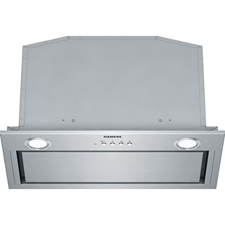 Siemens IQ-500 LB57574GB Built In Canopy Cooker Hood - Stainless Steel - LB57574GB_SS - 1