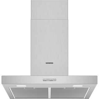 Siemens IQ-100 LC64BBC50B Built In Chimney Cooker Hood - Stainless Steel - LC64BBC50B_SS - 1