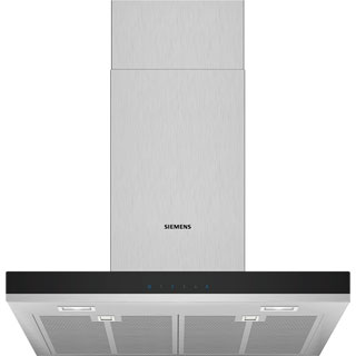 Siemens IQ-300 LC67BHM50B Built In Chimney Cooker Hood - Stainless Steel - LC67BHM50B_SS - 1