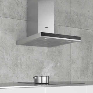 Siemens IQ-300 LC67BHM50B Built In Chimney Cooker Hood - Stainless Steel - LC67BHM50B_SS - 3