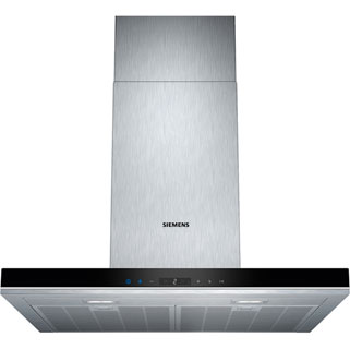 Siemens IQ-700 LC68BA572B Built In Chimney Cooker Hood - Stainless Steel - LC68BA572B_SS - 1