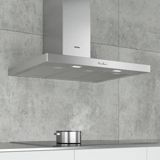 Siemens IQ-100 LC94BBC50B Built In Chimney Cooker Hood - Stainless Steel - LC94BBC50B_SS - 3