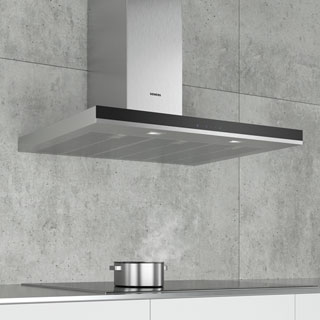 Siemens IQ-300 LC97BHM50B Built In Chimney Cooker Hood - Stainless Steel - LC97BHM50B_SS - 3
