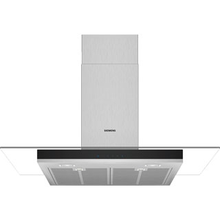 Siemens IQ-300 LC97GHM50B Built In Chimney Cooker Hood - Stainless Steel - LC97GHM50B_SS - 1