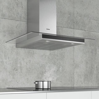 Siemens IQ-300 LC97GHM50B Built In Chimney Cooker Hood - Stainless Steel - LC97GHM50B_SS - 3