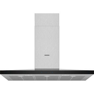 Siemens IQ-300 LC97QFM50B Built In Chimney Cooker Hood - Stainless Steel - LC97QFM50B_SS - 1