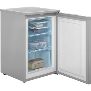 Lec U5511B.1 Under Counter Freezer - Black - U5511B.1_BK - 3