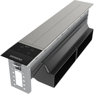 Siemens IQ-700 LF16VA570B Built In Integrated Cooker Hood - Stainless Steel - LF16VA570B_SS - 2