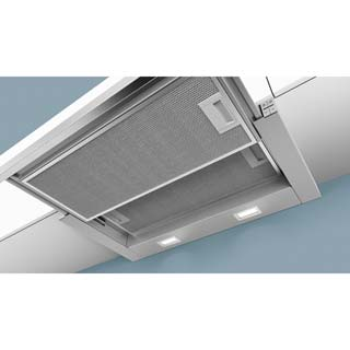 Siemens IQ-300 LI64MA530B Built In Integrated Cooker Hood - Silver - LI64MA530B_MT - 3