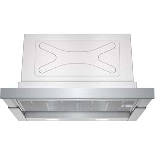 Siemens LI67SA560B Built In Integrated Cooker Hood - Stainless Steel - LI67SA560B_SS - 1