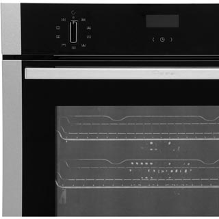 NEFF N50 B1ACE4HN0B Built In Electric Single Oven - Stainless Steel - B1ACE4HN0B_SS - 3