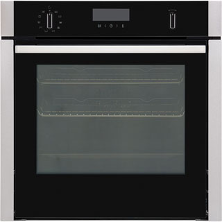 NEFF N50 Slide&Hide™ B6ACH7HN0B Built In Electric Single Oven - Stainless Steel - B6ACH7HN0B_SS - 1