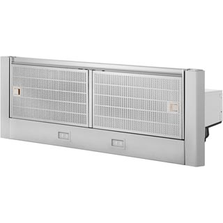 NEFF N70 D49ML54N0B Built In Integrated Cooker Hood - Stainless Steel - D49ML54N0B_SS - 4