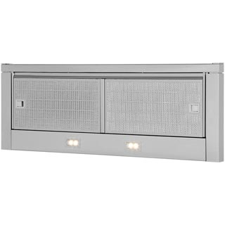 NEFF N90 D49PU54X0B Built In Integrated Cooker Hood - Stainless Steel / Black - D49PU54X0B_SS - 3