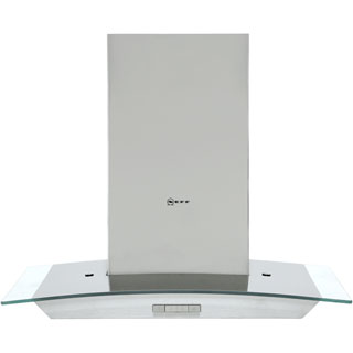 NEFF N30 D64ABC0N0B Built In Chimney Cooker Hood - Stainless Steel - D64ABC0N0B_SS - 1