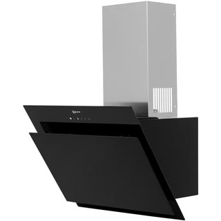 NEFF N50 D65IHM1S0B Built In Chimney Cooker Hood - Black - D65IHM1S0B_BK - 5