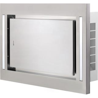 NEFF N70 I90CL46N0 Built In Integrated Cooker Hood - Stainless Steel - I90CL46N0_SS - 4
