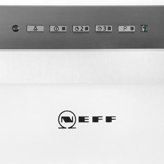 NEFF N90 I90CN48W0 Built In Integrated Cooker Hood - Stainless Steel - I90CN48W0_SS - 3
