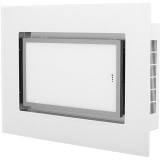 NEFF N90 I90CN48W0 Built In Integrated Cooker Hood - Stainless Steel - I90CN48W0_SS - 1