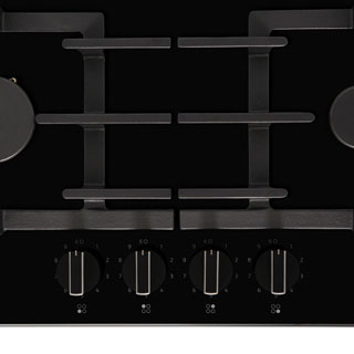 NEFF N70 T26CS49S0 Built In Gas Hob - Black - T26CS49S0_BK - 2