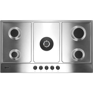 NEFF N70 T29DS69N0 Built In Gas Hob - Stainless Steel - T29DS69N0_SS - 3