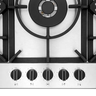 NEFF N70 T29DS69N0 Built In Gas Hob - Stainless Steel - T29DS69N0_SS - 4