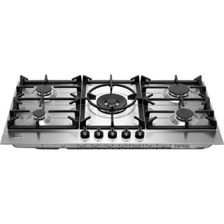 NEFF N70 T29DS69N0 Built In Gas Hob - Stainless Steel - T29DS69N0_SS - 5