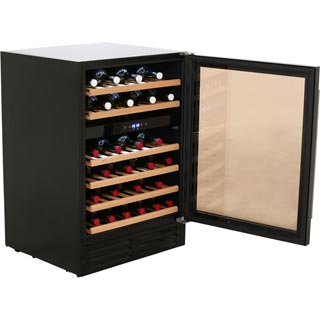 Newworld 600BLKWC Built In Wine Cooler - Black - 600BLKWC_BK - 4