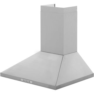 Newworld Unbranded CHIM60S Built In Chimney Cooker Hood - Stainless Steel - CHIM60S_SS - 5