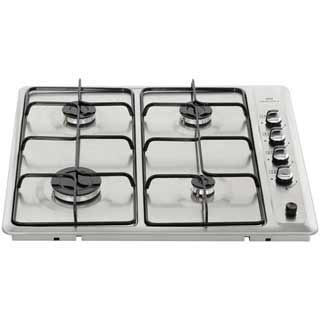 Newworld NWGHU601 Built In Gas Hob - Stainless Steel - NWGHU601_SS - 4
