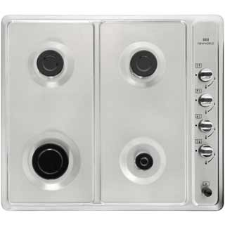 Newworld NWGHU601 Built In Gas Hob - Stainless Steel - NWGHU601_SS - 5