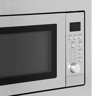 Newworld UIM600 Built In Microwave - Stainless Steel - UIM600_SS - 3