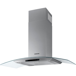 Samsung NK36M5070CS Built In Chimney Cooker Hood - Stainless Steel - NK36M5070CS_SS - 4