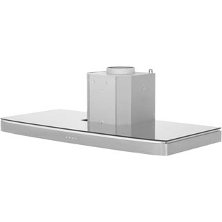 Rangemaster ELTHDC110SG Built In Chimney Cooker Hood - Stainless Steel - ELTHDC110SG_SS - 4