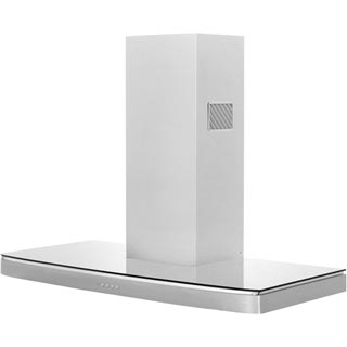 Rangemaster ELTHDC110SG Built In Chimney Cooker Hood - Stainless Steel - ELTHDC110SG_SS - 5