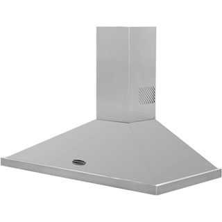Rangemaster LEIHDC100SS/C Built In Chimney Cooker Hood - Stainless Steel - LEIHDC100SS/C_SS - 5